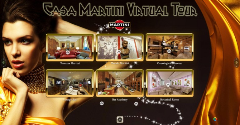 Virtual Tour Casa Martini